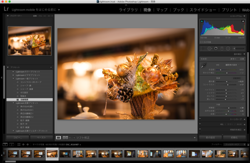 Lightroom lrcat Adobe Photoshop Lightroom 現像