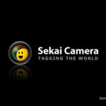 ARアプリ『セカイカメラ』を使ってみた!(簡単なチュートリアル付)