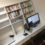 書斎コーナーを一新したので公開します