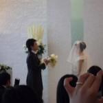 無事結婚式を挙げることができましたのご報告Vol1