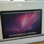 新型MacbookProを買いました