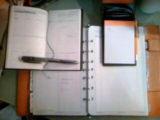 新・手帳、ノート、メモ(そしてiPhone)の使い分けについて真剣に考える