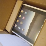 iPadがうちにやってきた!Yah!Yah!Yah!