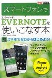 遅ればせながら7冊目の著書「できるポケット スマートフォンでEvernoteを使いこなす本」を刊行したお知らせです