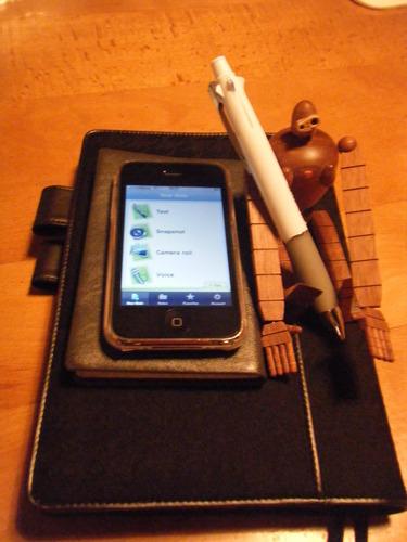 2010年の手帳/メモ/ノート(4)- Re-Collection PocketとEvernoteでメモ・ノートのエコシステムを作るのだ