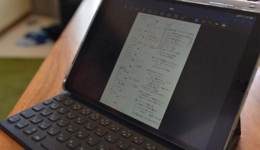 これからiPadのGood Notesを手帳にすることにした(リフィル配布あり)