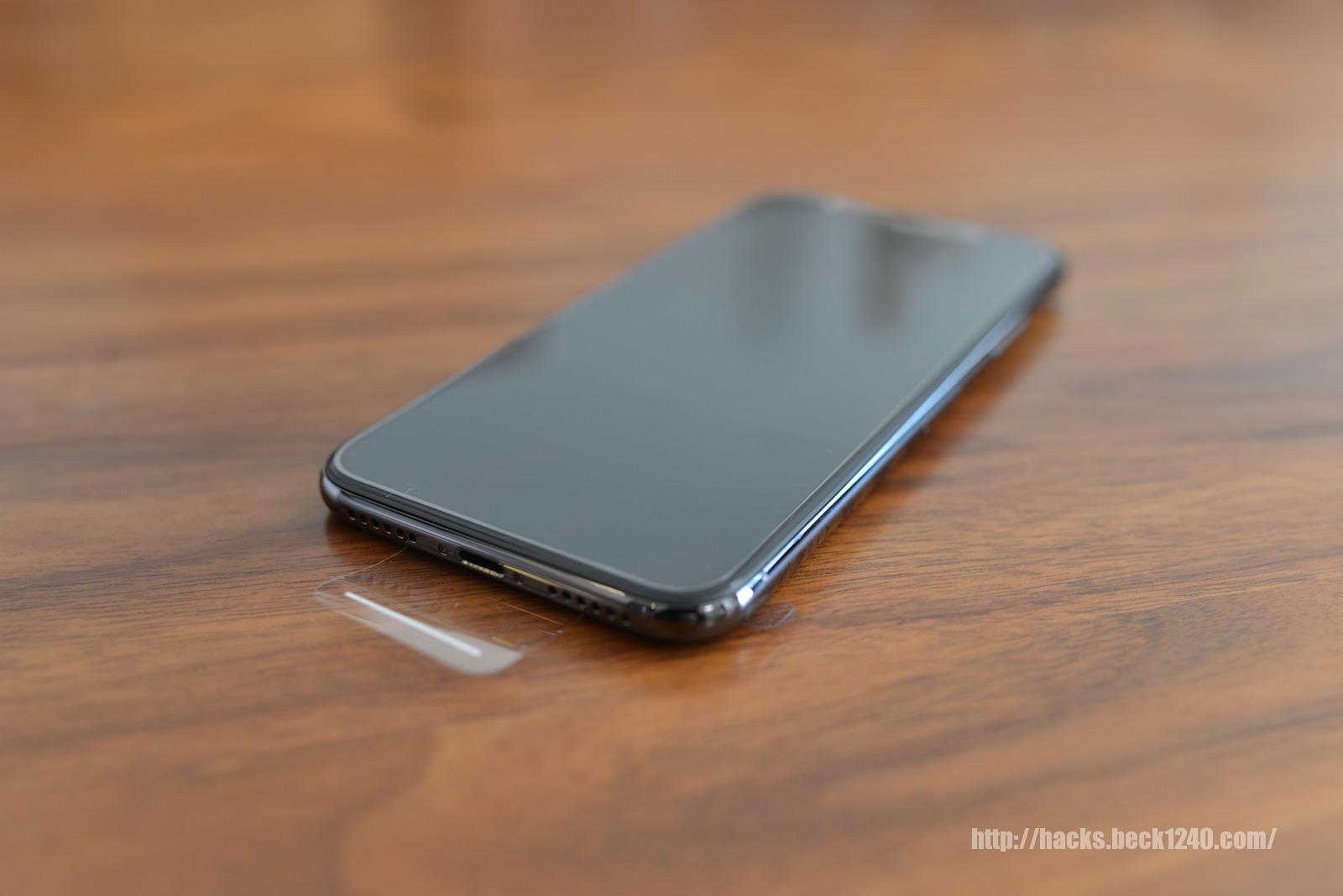 「iPhoneX」開封の儀+セットアップ手順(AppleWatch2の移行でハマるポイントなども)