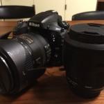 Nikon「D800 28-300 VRレンズキット」とSIGMA「35mm F1.4 DG HSM」を購入!