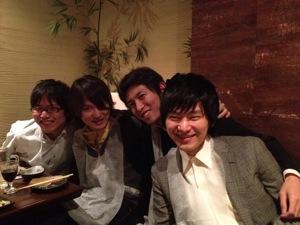 【雑記】仲間と飲むこと