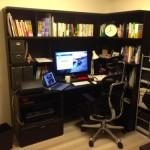 夢にまで見た書斎をゲット!これがベック式書斎の完成バージョンだ!