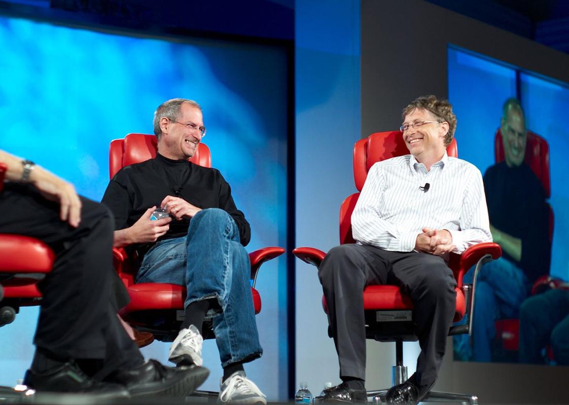 ビル・ゲイツ「世間は、君の自尊心を気にかけてはくれない。世間は、君が自尊心を満たす前に、君が何かを成し遂げることを期待している。」-月曜の名言