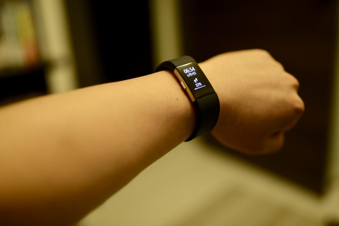 ソフトウェアアップデートでFitbit Charge2の自動睡眠記録がめっちゃ進化してめっちゃ感動したお話