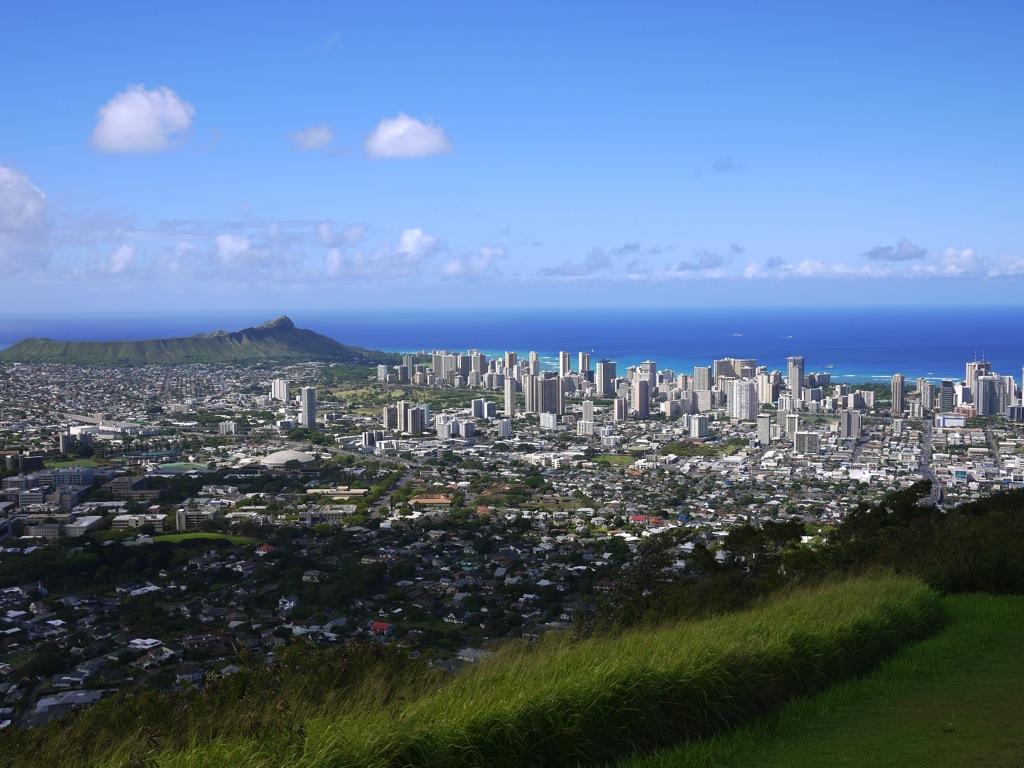 ハワイ・オアフ島でドライブを満喫するのだ! - Daily Beck in Hawaii 6/8号