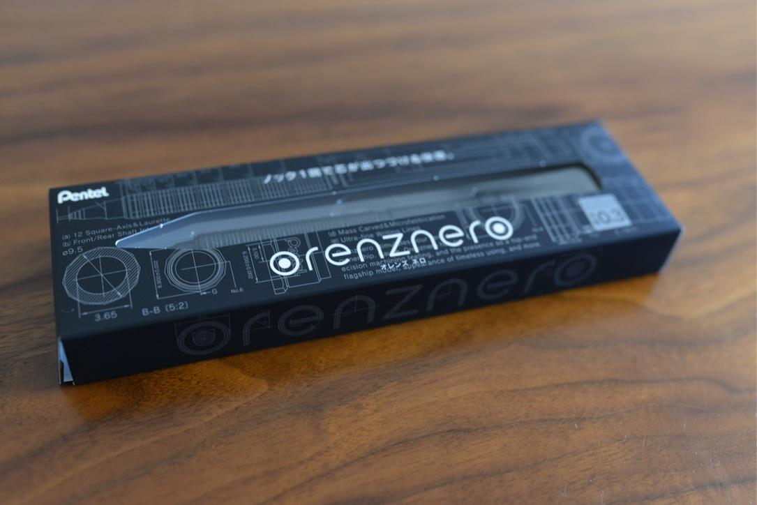 現時点でのシャーペン最終進化形態「orenznero」をゲット!