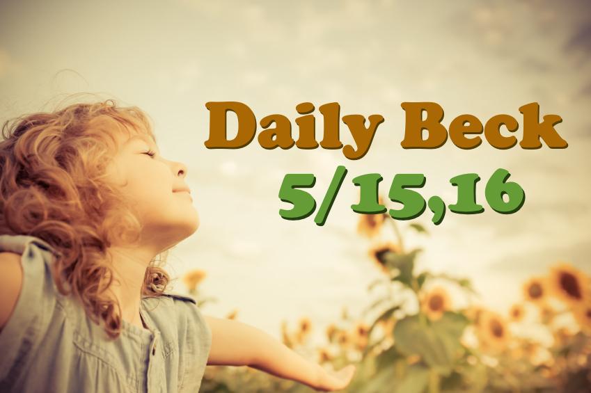 Liftで「オールグリーン」&「HIGH FIVE」が達成できるとすごく気持ちが良い ー Daily Beck 5/15,16号
