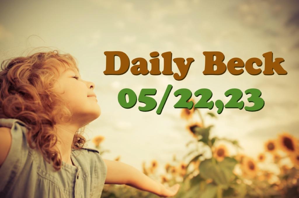少しダイエットの成果が出てきたかもしれないけれど・・・ ー Daily Beck 5/24,25号