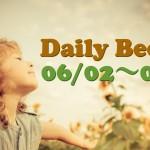 習慣はやらないチャレンジよりやるチャレンジの方が上手くいく – Daily Beck 6/2〜4号