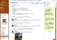 FriendFeedのRSSをFeedBurnerからGmailおよびEvernoteに転送した場合の作例